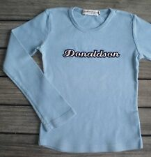 Joli t-shirt  fille ** DONALDSON by WALT DISNEY ** TAILLE 10 ANS  bon état !!