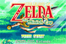 The Legend of Zelda The Minish Cap GBA - Game Boy Advance