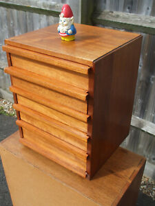 Original Art Deco walnut trinket chest, ideal for sewing reels or bits & pieces