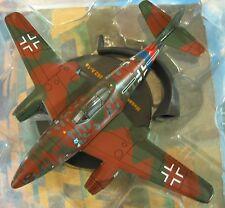 IXO Messerschmitt Me-262 A-1a Germany Military Aircraft Die-Cast 1:72 Scale! NEW