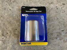 BrassCraft Dishwasher Air Gap Cap Stainless Steel SF1915