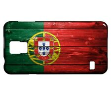 Coque Samsung Galaxy S5 Drapeau PORTUGAL 02