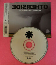 CD Singolo RED HOT CHILI PEPPERS Otherside 1999 europe WARNER no mc dvd lp (S6)