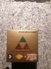Gba édition collector zelda minish cap PAL