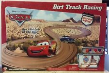 Disney Pixar CARS 1 ORIGINAL Series 1 DIRT TRACK RACING Playset RARE