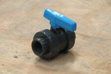 Vanne PVC 3/4 pouce DN20 20*27