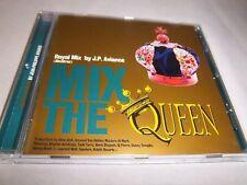 various MIX THE QUEEN-J.P. AVIANCE RARE FRANCE MINT CD