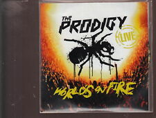 the prodigy  limited edition cd & dvd