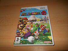 Nuevo No Precintado Mario Party 8 Wii Nintendo Pal