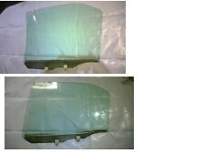Honda Civic 96-00 4 door sedan rear window glass L+R OEM