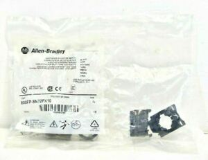 ALLEN BRADLEY 800FP-SM22PX10 SELECTOR SWITCH ASSEMBLY, 2 POSITION, MAINTAINED