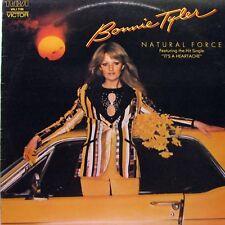 BONNIE TYLER Natural Force LP