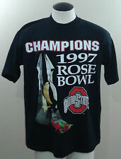 1997 Rose Bowl Champs Ohio State Buckeyes Graphic Tshirt NCAA size XL