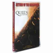 New: QUEEN & PAUL RODGERS - Return of the Champions DVD