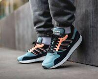 """BNWB & Genuine Adidas Originals ® Ultra Tech OG """"Blue Rose"""" Trainers UK Size 8"""