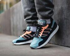 """BNWB & Genuine Adidas Originals ® Ultra Tech OG """"Blue Rose"""" Trainers UK Size 9"""