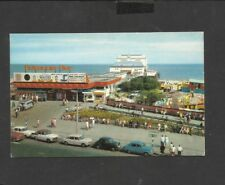 Vintage  Postcard Britannia Pier & Theatre Great Yarmouth Norfolk unposted