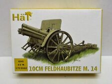 Unpainted Plastic German Toy Soldier Vehicles