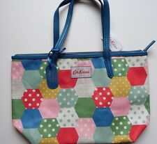 Cath Kidston Patchwork Leather Trim Hand Bag - Perfect For Every Day RRP £60.00