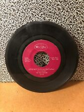 """The Four Seasons 45Rpm 7� Single Vj (Red) """"Little Boy (In Grown Up Clothes� (J53"""