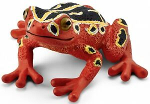 NEW SCHLEICH 14760 African Reed Frog - Wild Life - RETIRED