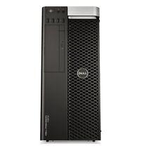 DELL Workstation PC Precision T3610 Intel Xeon Quad Core 32GB RAM nVidia K4000