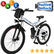 "26 ""Bicicletta elettrica 250W E-Bike pieghevole BICI-BICICLETTA  a 21 velocità 2"