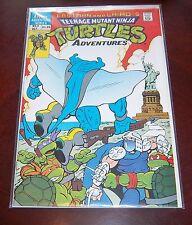 Teenage Mutant Ninja Turtles Adventures Archie Adventure Series  NO.5 Oct. UPC