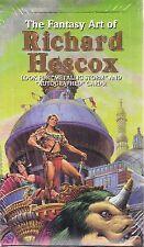 RICHARD HESCOX 1994 FPG FACTORY SEALED TRADING CARD BOX OF 36 PACKS FANTASY ART