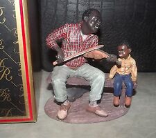 Early Americans Duncan Royale Ebony Series Fiddler Man 154x/5000 ~ b933