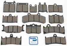 "NEU Bremsbeläge ""BENDIX MA184"" SIMSON - 125 / 125 RS (hinten) // Bremsbelag"