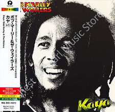 BOB MARLEY AND THE WAILERS KAYA CD MINI LP OBI + bonus tracks album reggae ska
