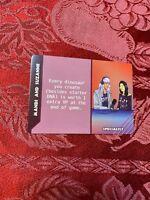 DINOSAUR ISLAND: Mandi and Suzanne promo specialist card Dice Tower 2018