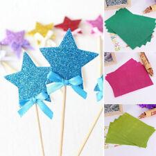 10 Fogli (1 Confezione) A4 Glitter Schiuma Colori Assortiti Scrapbooking Carta