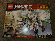 LEGO Ninjago The Ultra Dragon 70679 New Is Sealed Box *RETIRED*