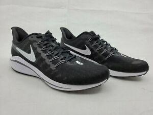 Nike Mens Air Zoom Vomero 14 Running Shoes US Size 10.5 AQ3122 010 (Wide Width )