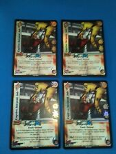 UFS Foil/Promo Cards x4 - King of Fighters -playset Captive Serpent Jab reversal
