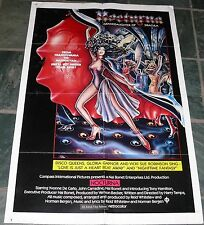 "NOCTURNA Granddaughter of DRACULA Movie Poster 27"" x 40"" Original Used 1979"