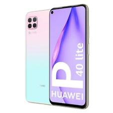 "HUAWEI P40 LITE SAKURA PINK 128GB 6GB RAM DISPLAY 6,4"" ANDROID-No Servizi Google"