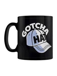 Mug Boxing Gotcha Hat Mug Black