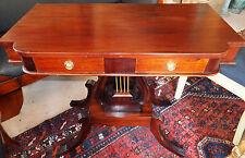 Lyra Salon Ess Table Bois Précieux Table Artdeco Biedermeier Moderne Art Art