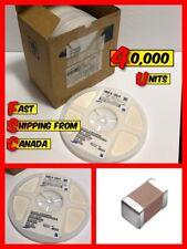 SAMSUNG (CL10B104KO8NNNC) SMD Multilayer Ceramic Capacitors - box of 40,000 NEW
