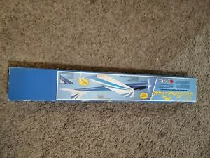 Great Planes Electro Streak RC Airplane All Parts and Balsawood. She a beauty