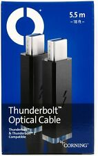 Corning Thunderbolt  Kabel optisch 5,5 m (18 ft)