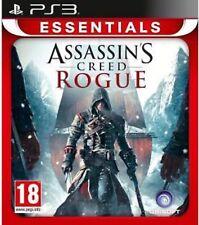 PS3 Assassins Creed Rogue Essentials Nuevo Precintado Pal España