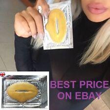 24k Or Collagène Bio Cristal Masque Visage Yeux Cou Lèvre Anti-âge Masques GB