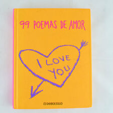 99 poemas de Amor (2005, Hardcover) (Spanish Edition)