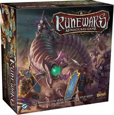 Runewars: The Miniatures Game Board Game New