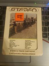 """Vtg. Blondie 8-Track Tape! (Autoamerican) """"The Tide is High"""" """"Do the Dark"""" NOS"""