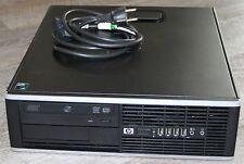 HP Compaq 6005 Pro SFF Business Office PC 2x3.0GHz 4GB 250GB HD4200